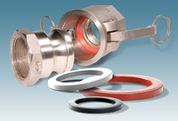 Teflon Encapsulated Gaskets Features